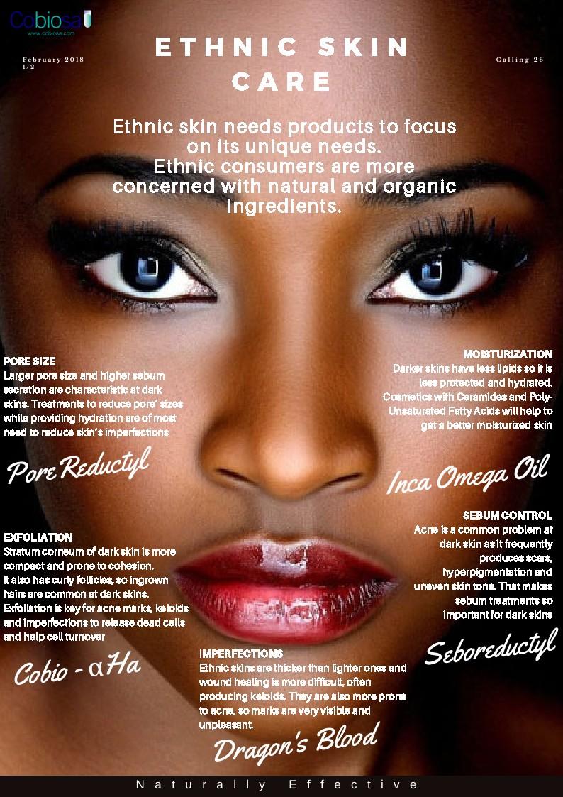 Ethnic Skincare & Ethnic Hair Care
